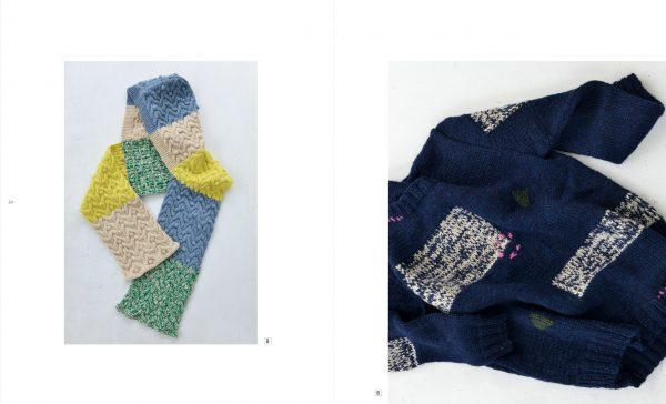 DARUMA PATTERN BOOK 1[Japanese knitting book]