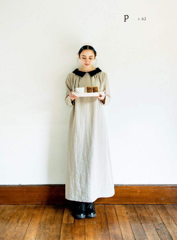 Linen Dresses by Hiromi Shibata