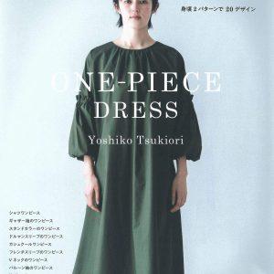 Yoshiko Tsukiori's One Piece Dresses - Japanese Sewing Book