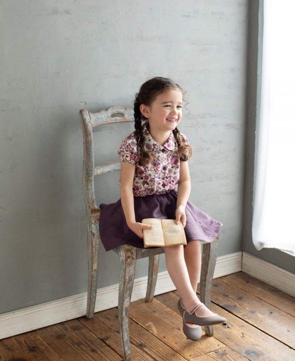 Everyday Girls Clothes by Pattern Label - Yuki Katagai - Japanese sewing book