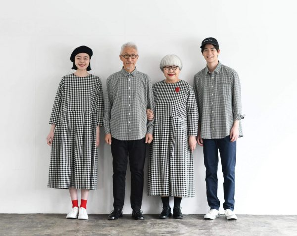 bonpon's handmade clothes that you can enjoy fashionable at any age - Japanese sewing book